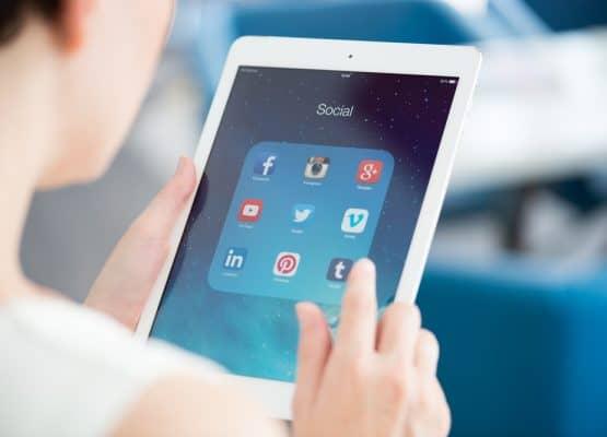 SOCIAL MEDIA STATS FOR 2017
