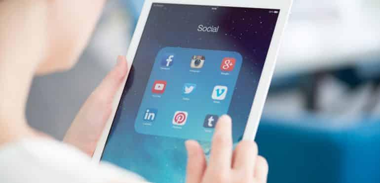 social media stats 2017