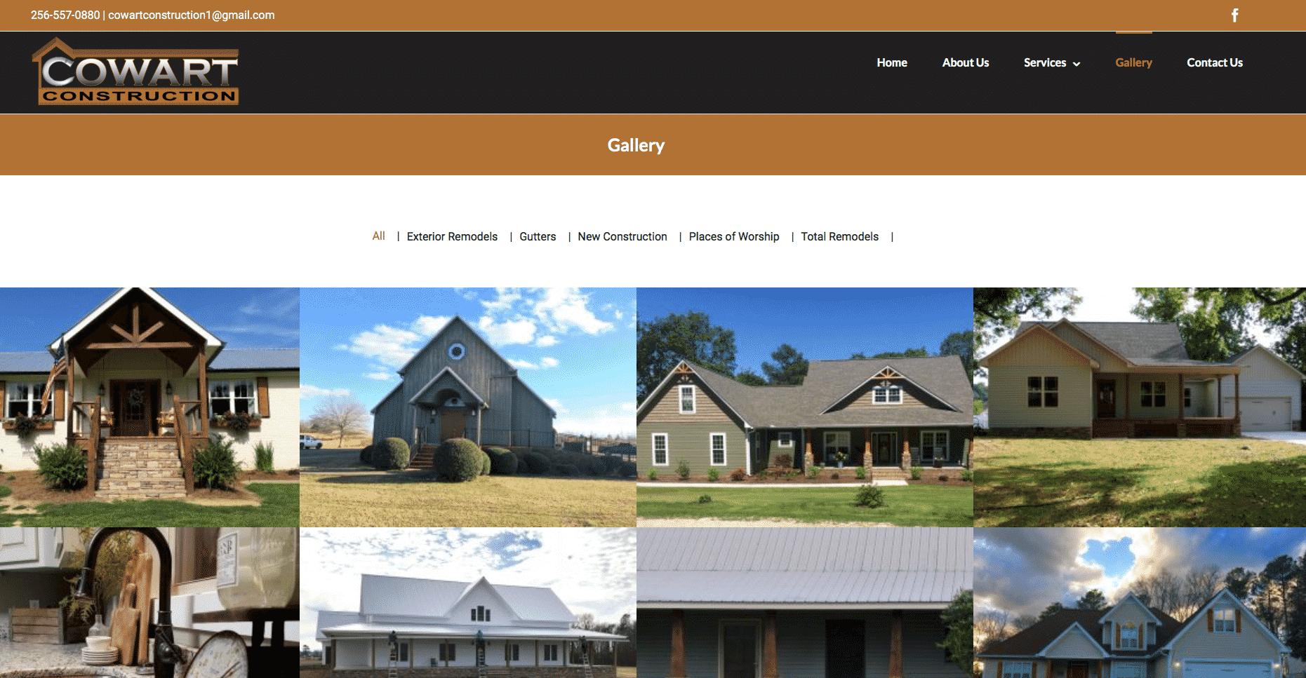 Cowart Construction